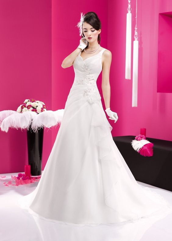 Robe de mariée Just For You 2014 - Rèf : JFY145-19 $299.99 Just For you 2014