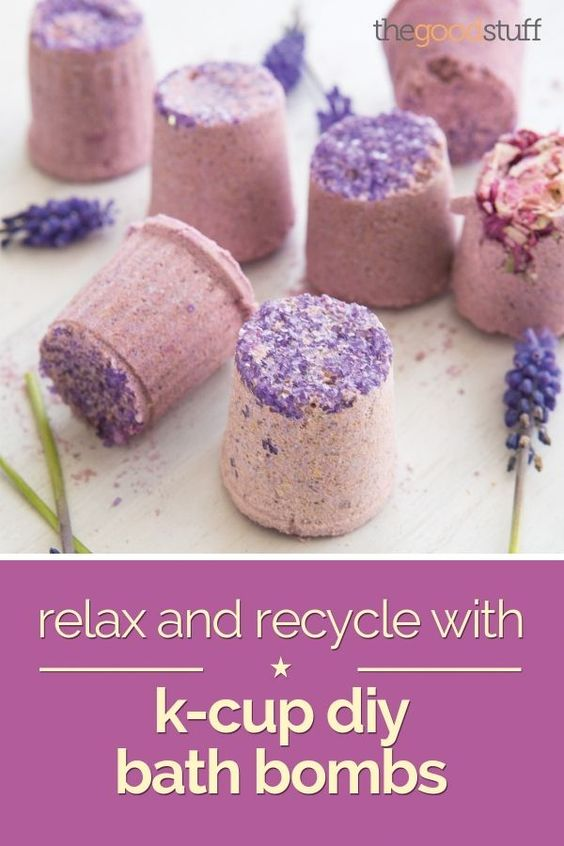 These DIY bath bombs make great gifts for moms to relax on their special day!