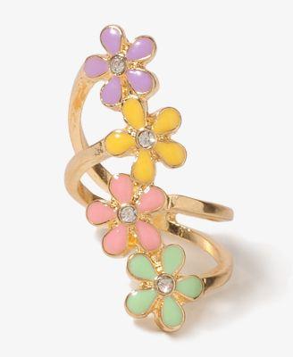 Four Flower Ring