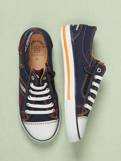 Pablosky navvy lace up shoe