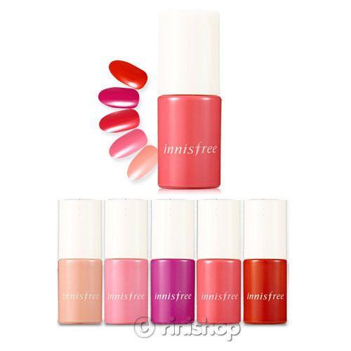 Innisfree Eco Premium Gel Nail Polish 7ml 1 5 Rinishop Ebay Gel Nail Polish Gel Nails Nail Polish