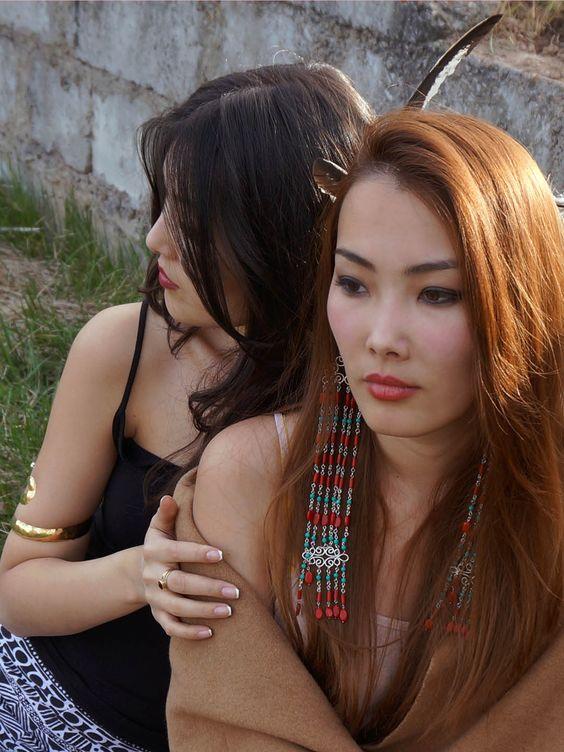 Kyrgyz Ethnic inspired piece    OIMO handcrafted jewellery