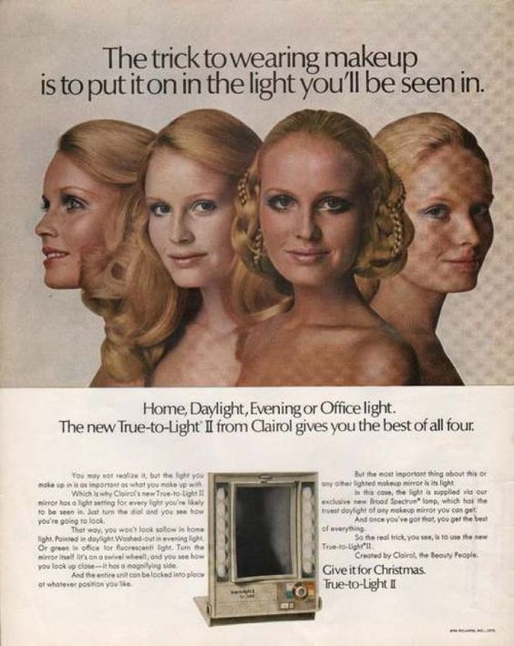 Clairol True To Light Mirror The Style Page Beauty