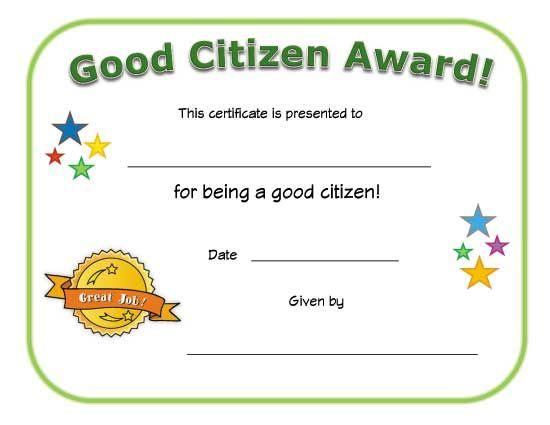 good citizenship clipart - photo #42