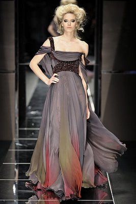 The House of Fabulous: Haute Couture Fall 2008 ... gown