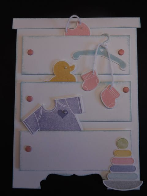 SU - Baby - Made with Love stamp set and matching framelits