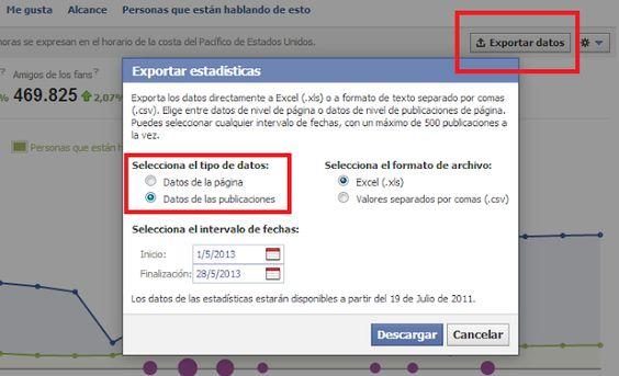 Cómo calcular la interaccion #engagement en Facebook