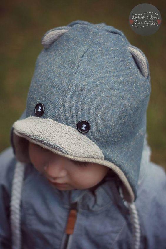 bruno & foxi nähkind mütze (3)