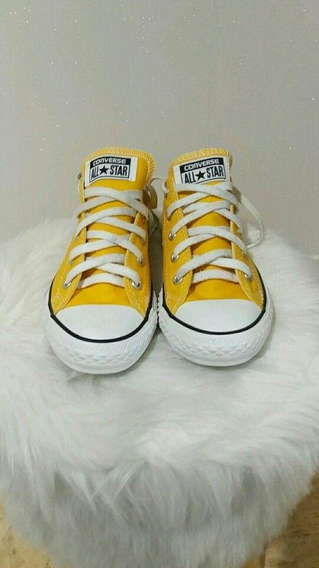 converse 36 jaune