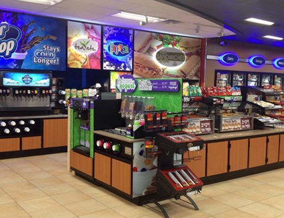HFA designs convenience store interiors, electrical and plumbing ...