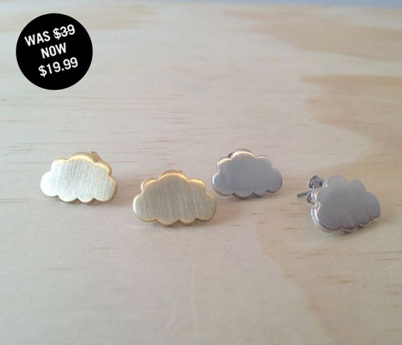 Tiny Cloud Studs