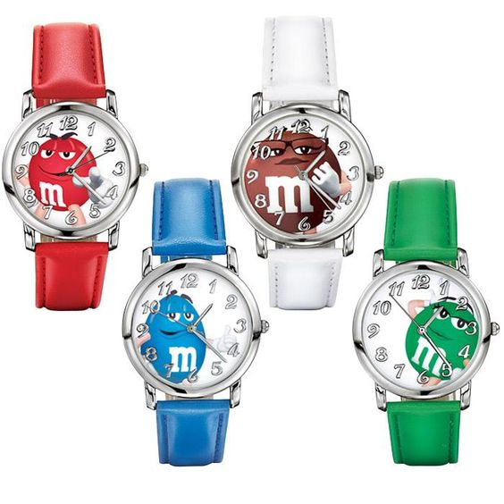 Image result for avon m&m watches