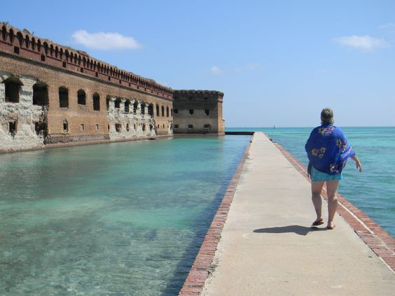 Ft. Jefferson, Dry Tortugas!  My absolutely favorite spot on the planet....so far.
