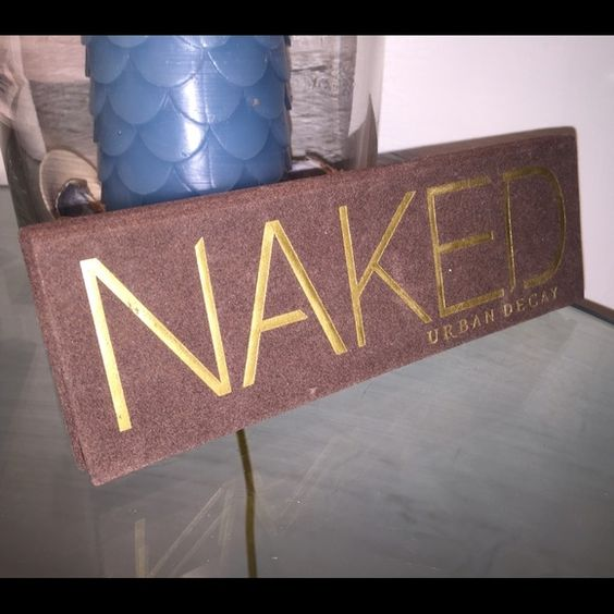 NAKED - Not Authentic! Again, not authentic! Swatched only. Feel free to offer Urban Decay Makeup Eyeshadow