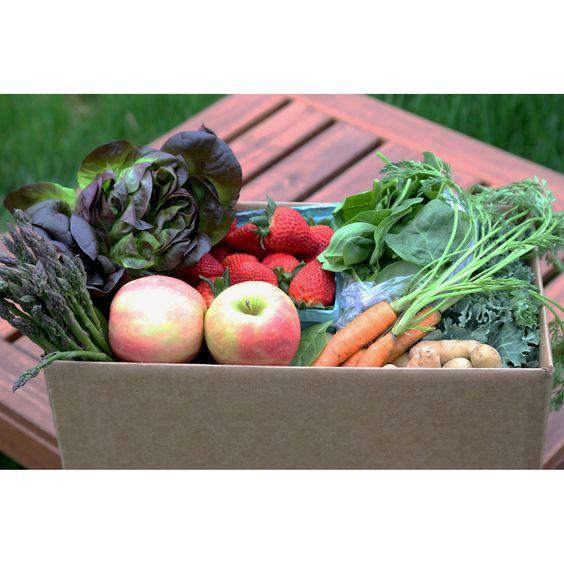 Fresh from the Farms Half-bushel Farmbox