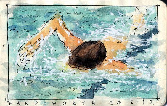 Tim Richardson - Handsworth swimmer 1 24-2-15 | Flickr - Photo Sharing!