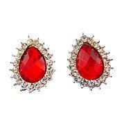Crystal Earrings 11 – USD $ 4.99
