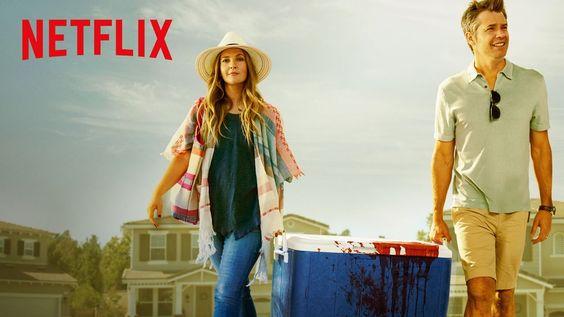 A nova série da Netflix,: