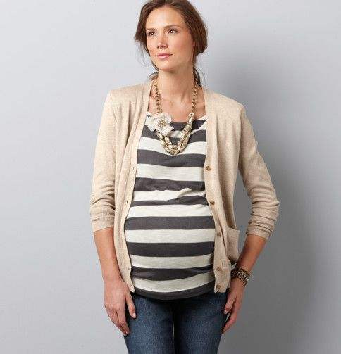 I refuse to look anything less than this while pregnant. I'm going to be one of those cute pregnant ladies everyone compliments.
