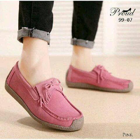 Flatshoes Gx Salem Sepatu Sepatu Formal Pria Sepatu Pria