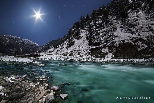Kalam Valley, Swat Pakistan.