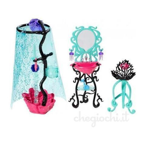 promo mattel douche de lagoona monster high marque. Black Bedroom Furniture Sets. Home Design Ideas