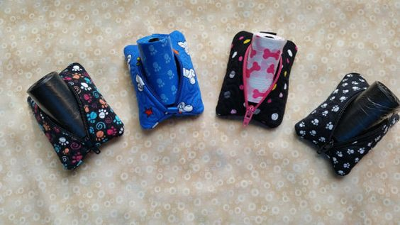 Hey, I found this really awesome Etsy listing at https://www.etsy.com/listing/228832172/pooch-pouches-clip-on-dog-poop-bag