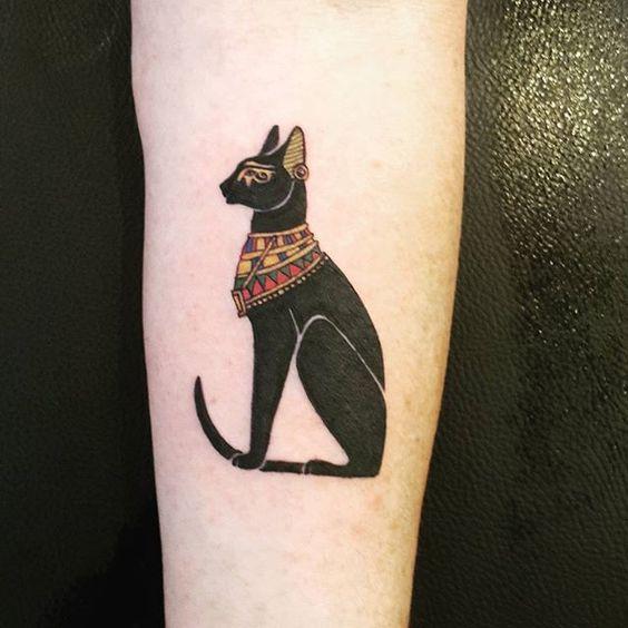 egyptian cat tattoo - Google pretraživanje …: