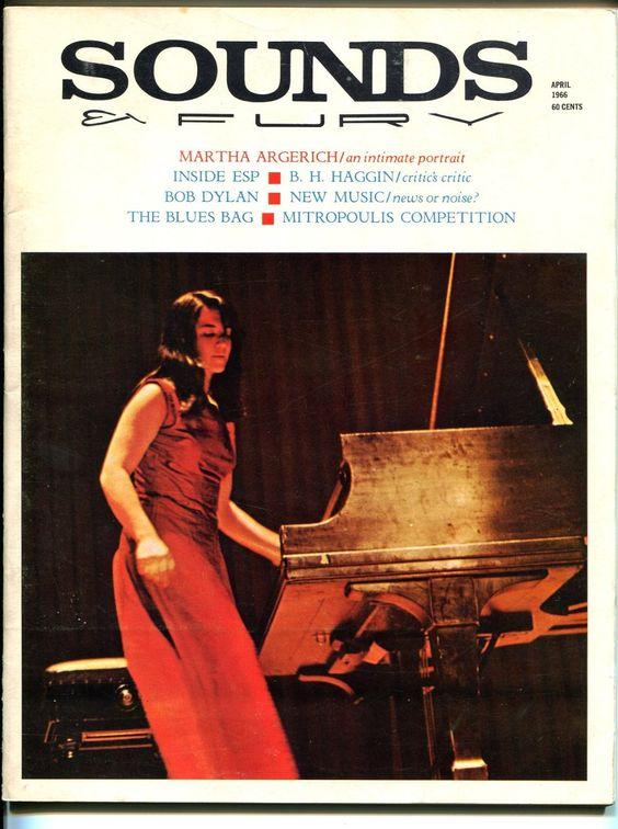 Martha argerich  Magazine