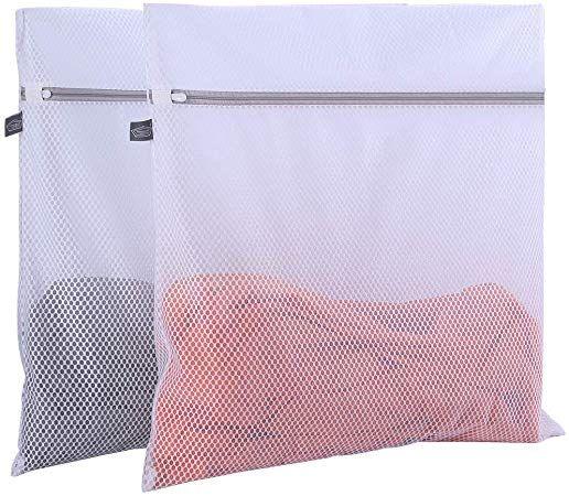 Amazon Com 2 Pack Mesh Laundry Bag 2 Xxl Oversize Delicates