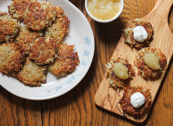 The Best-Ever Potato Latkes Recipe | Eat This Not That