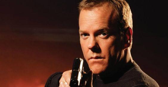 """Kiefer Shuterland gostou de série """"24"""" sem Jack Bauer, diz produtor"""