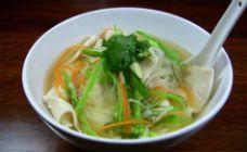 Wonton Soup Recipe - Chicken