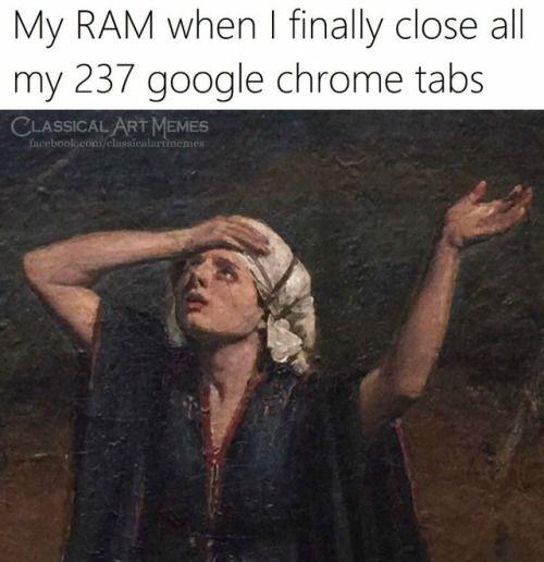 Microsoft Konnte Ram Verschwendung Von Google Chrome Beenden