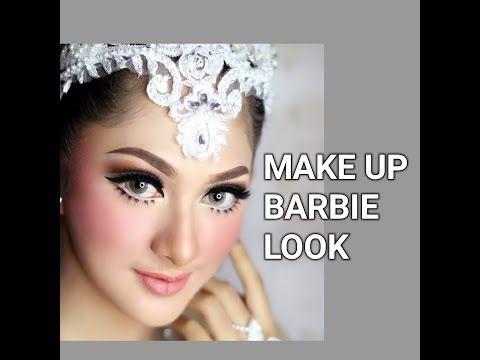 Tutorial Makeup Barbie Look Menggunakan Kosmetik Lt Pro Profesional Makeup By Yohanes Soelarso Youtube Produk Makeup Make Up Barbie