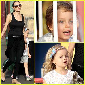 Knox Jolie-Pitt News, Photos, and Videos | Just Jared