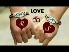 R With S Love Status Duniya Status Song A New Status For Bigninng With Rs Name Letter Youtube S Love Images Cute Love Wallpapers Love Images With Name