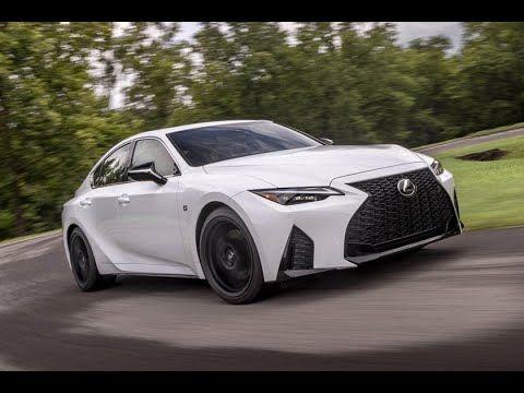 The New 2021 Lexus Is 350 Awd F Sport First Drive Lexus Es Lexus Lexus Cars