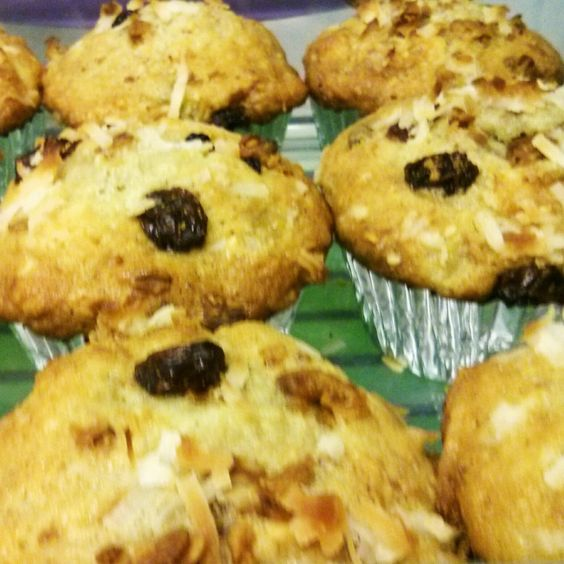 Banana Crunch Muffins - Ina Garten Recipe | Just A Pinch Recipes