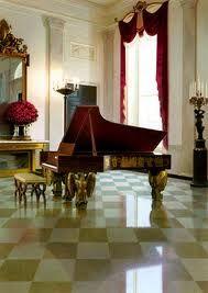 Steinway Piano - White House