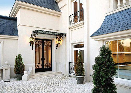 Ciba construcciones integrales bs as casa estilo - Casas estilo frances ...