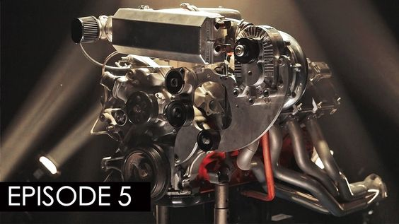 Hellcat Power with a 5.7 Hemi? Engine Masters Ep. 5✿❤Thank❤You✿I❤❤❤You❤✿