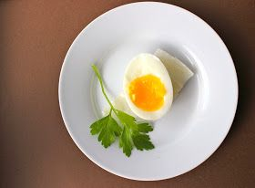 Gastronomical Sovereignty: She's Got Skillz: Soft Boiled Eggs