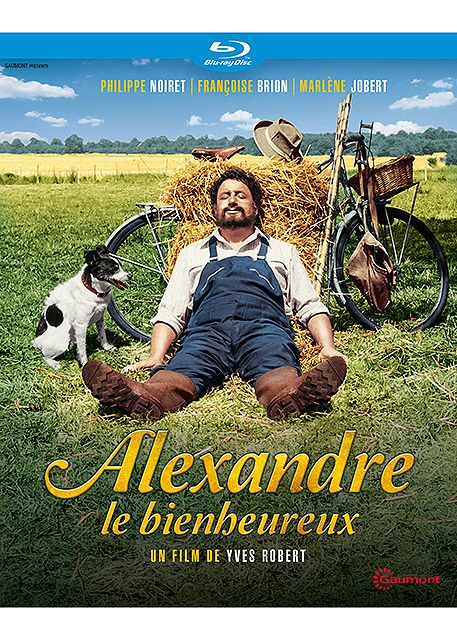 ALEXANDRE LE BIENHEUREUX (1967) d'Yves Robert, avec Philippe Noiret :