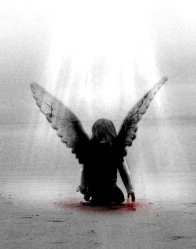 This is MY kind of Angel...the mean, pissed-off kind.