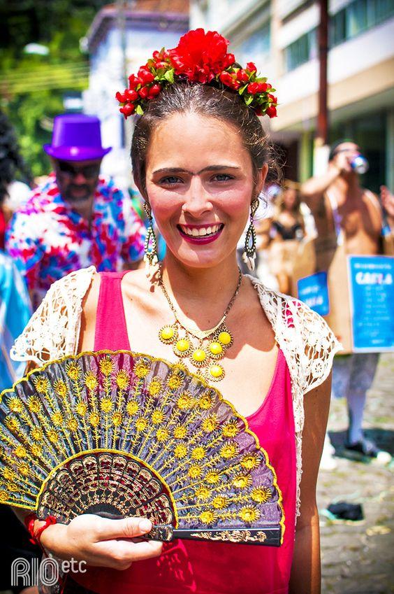 fantasias para o Carnaval: