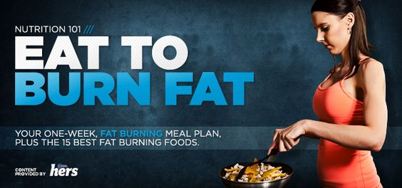 """Nutrition 101: Eat To Burn Fat... Pretty sweet hit list of the """"15 best"""" fat-burning foods with a quick rundown on the science behind each... One of the better ones I've seen out there."""