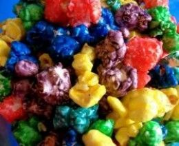 This snack only has 5 ingredients! Easy and fast to make! Think caramel corn, but fruity! Mix and match flavors for tons of neat combinations! My Kids love grape, cherry, and berry blue! You can also make green apple popcorn and drizzle with...