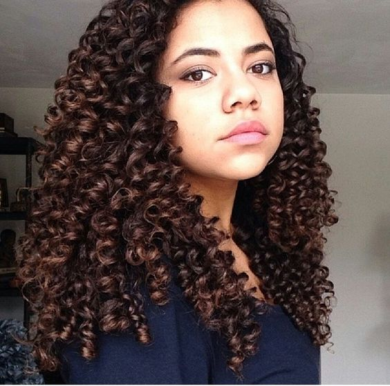 how to make curly hair dry straight naturally