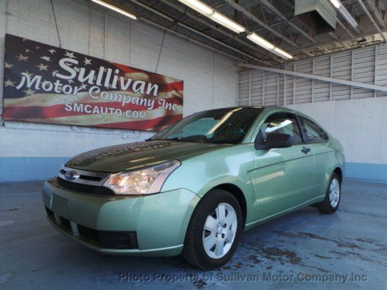 Coupe 2008 Ford Focus S With 2 Door In Mesa Az 85202 Ford Focus Ford Focus S Buy Used Cars